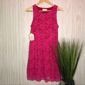 Altar'd State Lace Dress size Medium